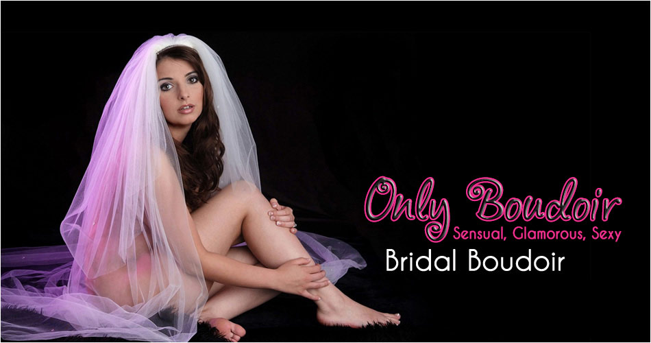 Bridal Boudoir Photography by Only Boudoir