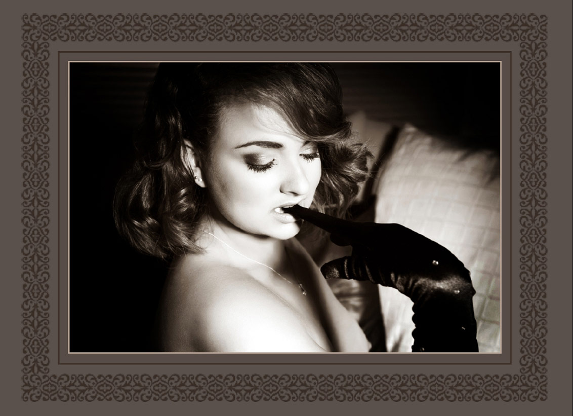 Seductive Boudoir Photography by Only Boudoir